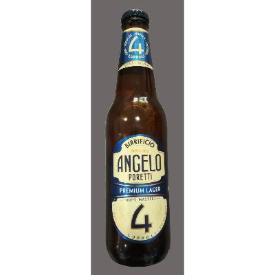 Pack 4 Birrificio Premium Lager 4 Pack 4 Biere blonde