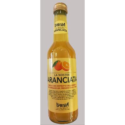 La Nostra aranciata Soda à l'orange